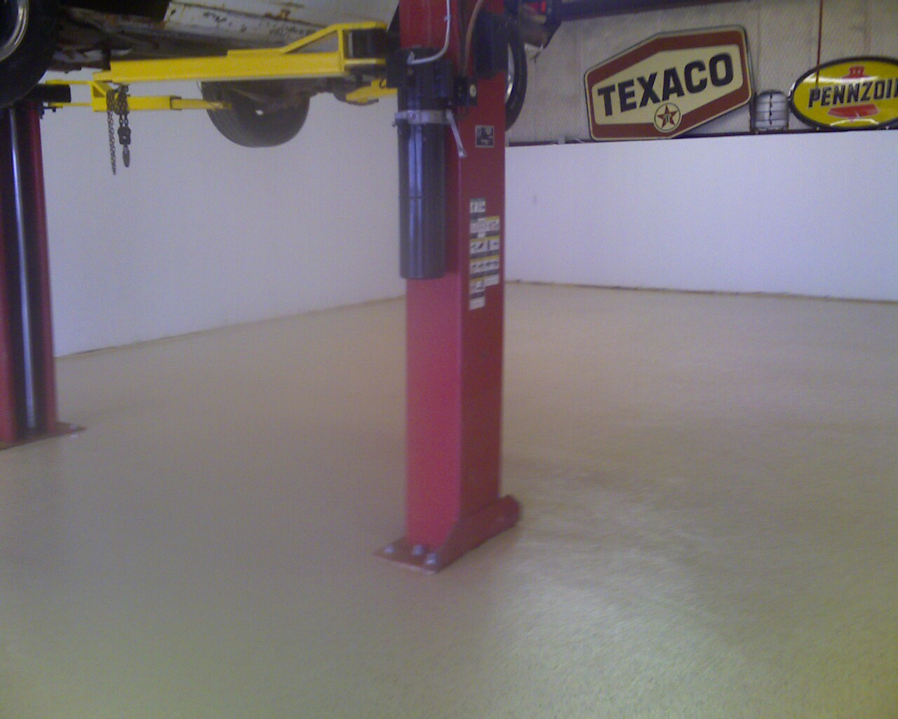 Exteme Epoxy And Concrete Staining Stormy Acres Stables